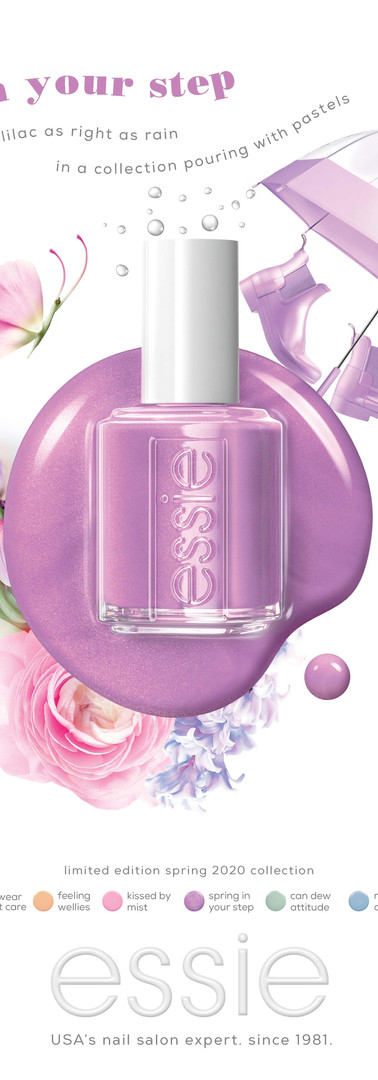 Essie Spring 2020 Collection