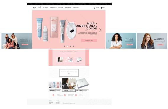 myclairol homepage 2
