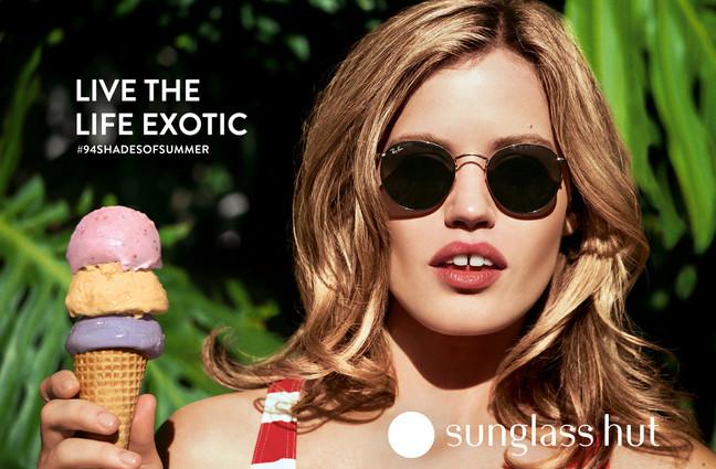 Sunglass Hut 94 Shades of Summer Print 1
