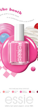 Essie Babes in the Booth Classic Shade Revamp