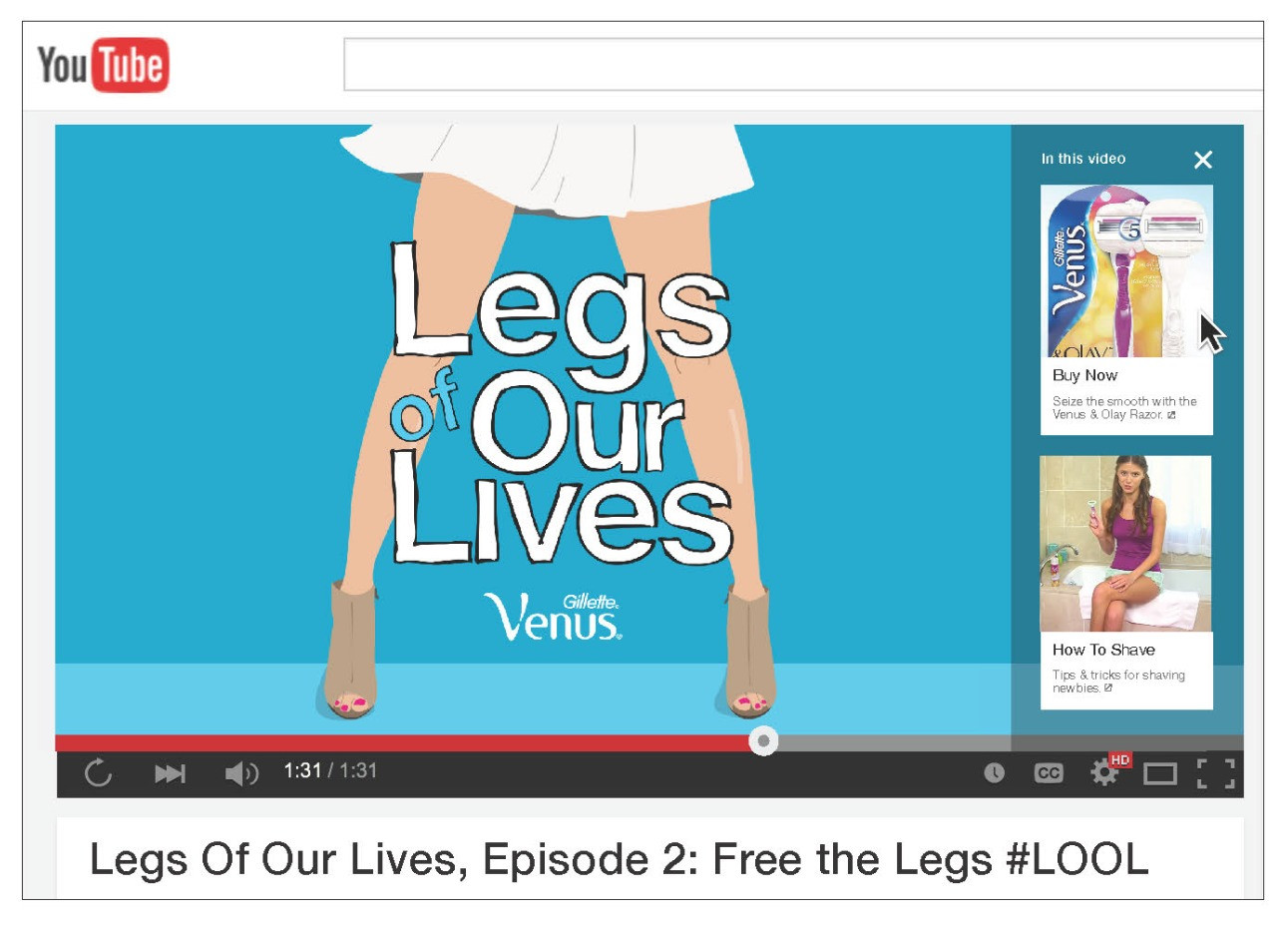 Legs of Our Lives