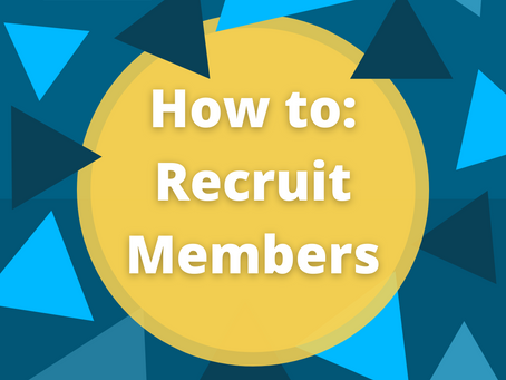 How to: Recruit Members