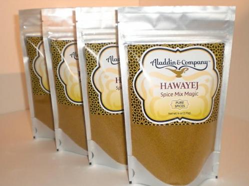 Hawayej - 4 Packages