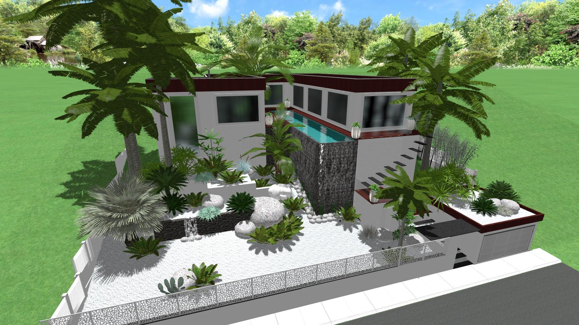 maison calif