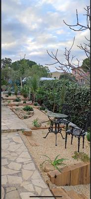 Jardin méditeraneen Fréjus