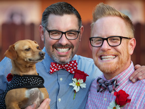 Will You Let Couples Have Their Pets in the Wedding?