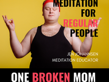 Meditation for Regular People with Jen Johannsen