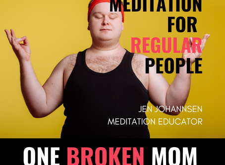 Meditation for Regular People with Jen Johannsen