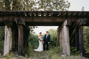 Real Snohomish Wedding: An Elegant Day At Hidden Meadows
