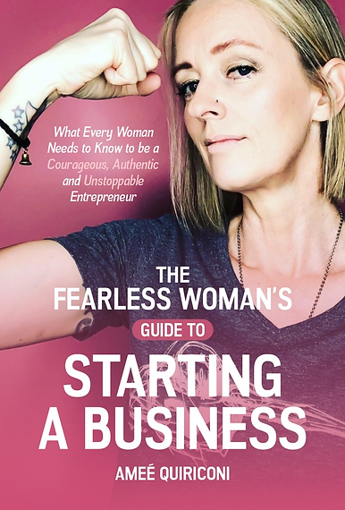 The Fearless Woman's Guide Cover