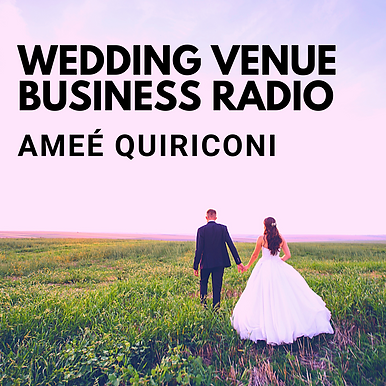 Wedding Venue Business Radio Podcast Cov