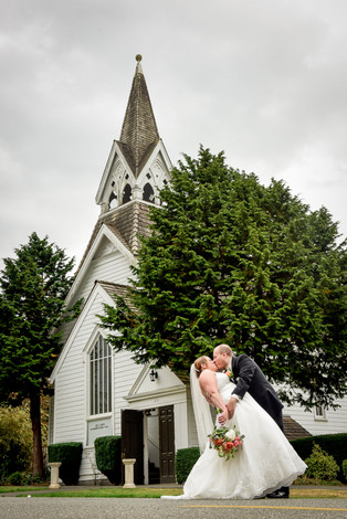 Real Weddings:  It's All in Snohomish!