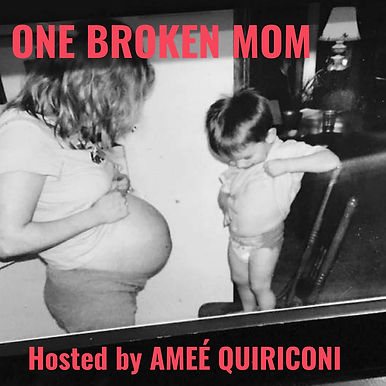 One Broken Mom Cover Art