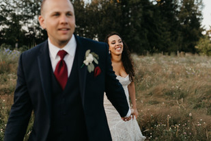Real Snohomish Wedding: True Love at Olympic View Estates