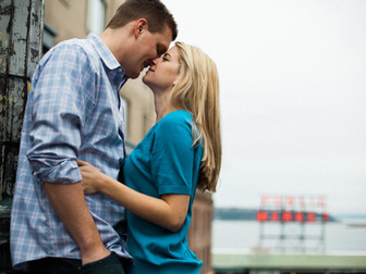 Engagement Photos:  5 Reasons Why Your Wedding Photographer Should Photograph Them