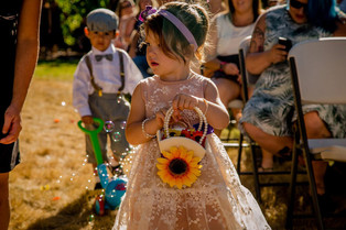 How Did the Tradition of Ring Bearers and Flower Girls Start Anyway?
