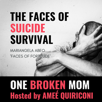 The Faces of Suicide Survival with Mariangela Abeo