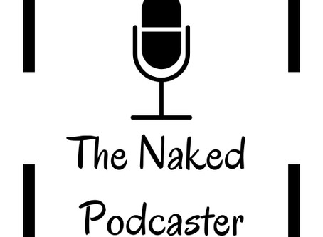 The Naked Podcaster: Ameé Quiriconi