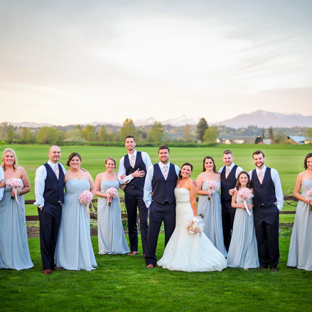 A Storybook Wedding in Snohomish