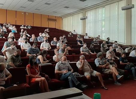 Procesul de consultare publică PUZ Сirc