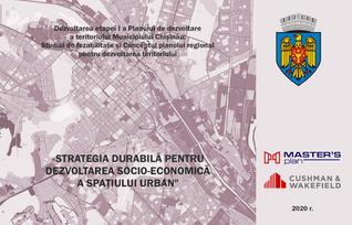 DOC: Dezvoltarea etapei I a Planului de dezvoltarea teritoriului Municipiului Chişinău