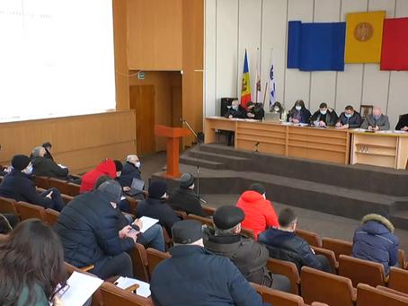 Licitație funciară cu strigare privind vânzarea-cumpărarea terenurilor din intravilanul m. Chișinău