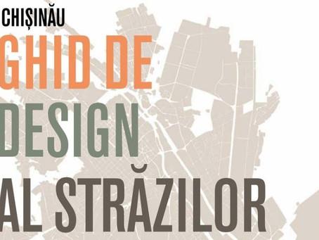 CMC a aprobat ieri Ghidul de design al străzilor