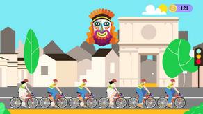 Молдавские велоактивисты выпустили серию анимаций для начинающих велосипедистов