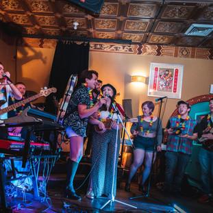 Album Release Show: Tiki Bar Party