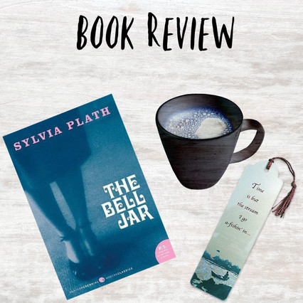 Book Review: The Bell Jar // Sylvia Plath