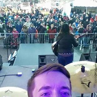 "First Night Boston: ""Crowd Selfie"""