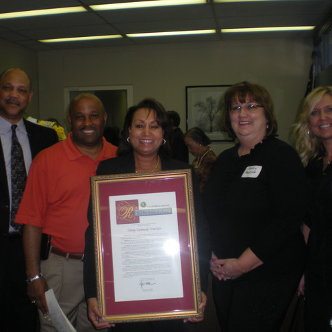 Woman of the Year 2011 for the State of California: Mary Kennedy