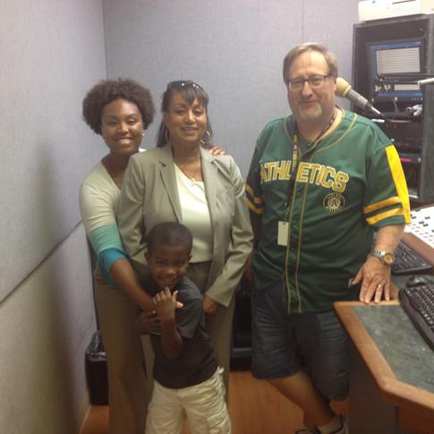 Mary Kennedy on KFIV Power Talk 1360 AM Radio
