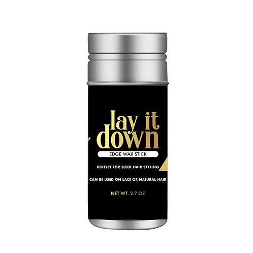Lay It Down Edge Wax Stick