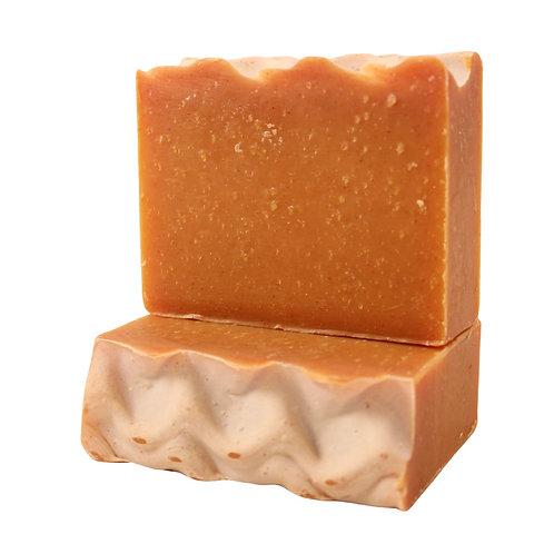 Turmeric & Honey Soap Bar