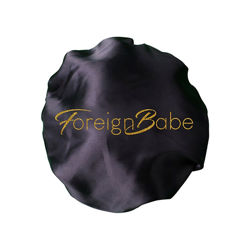 Foreign Babe Satin Bonnet