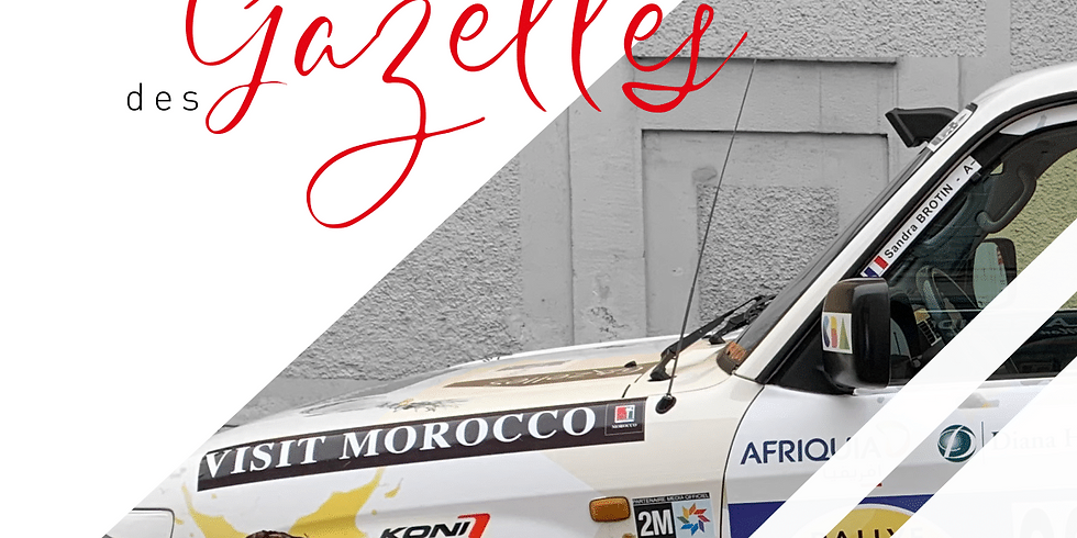 """""""Le Rallye Aïcha des Gazelles"""" : Rencontre avec 2 pilotes Marlychoises !"""