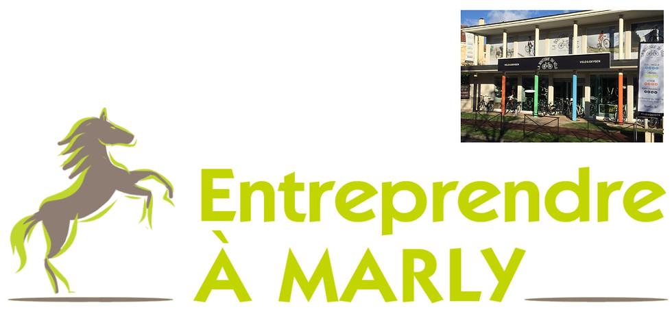 Entreprendre à Marly - Soirée de présentation 2019-2020