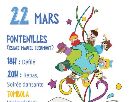 Carnaval 2019 - Appel aux bénévoles !