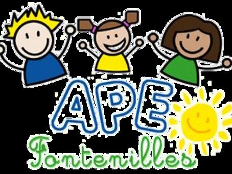 L'association de parents d'élèves APE FCPE évolue...