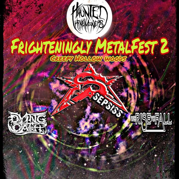 Frighteningly Metal Fest