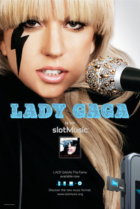 Lady Gaga - SlotMusic