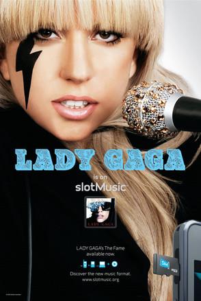 Lady Gaga - SlotMusic