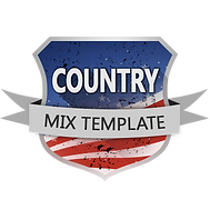 MIX TEMPLATES Country for Cubase