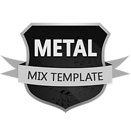 MIX TEMPLATES Metal for Cubase