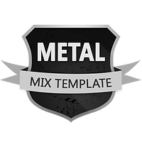 Metal Mix Templates for Pro Tools