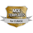 MIX TEMPLATES for Cubase