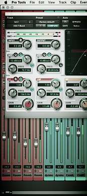 Audio mixing solutions for Pro Tools