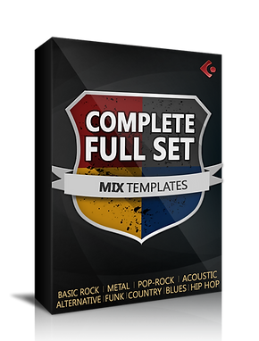 MIX TEMPLATES - Full set bundle pack