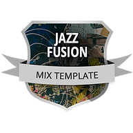 Jazz Fusion MIX TEMPLATE for Cubase